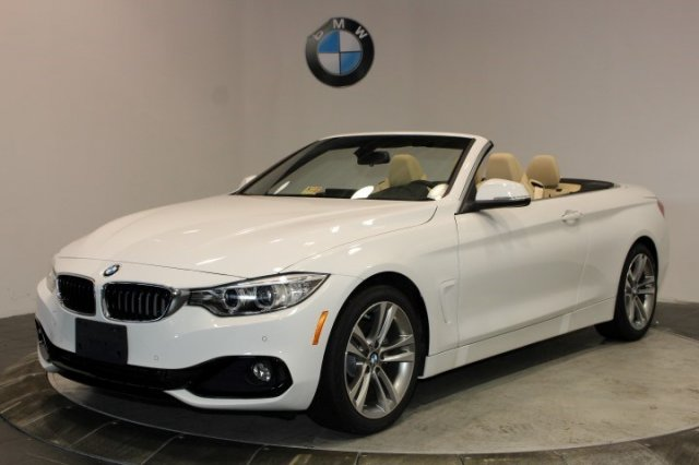 Nội thất xe BMW 420i Convertible new model 015