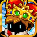 퀴즈왕도전♠모험퀴즈킹덤 icon