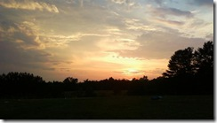 June Sunset (Small)