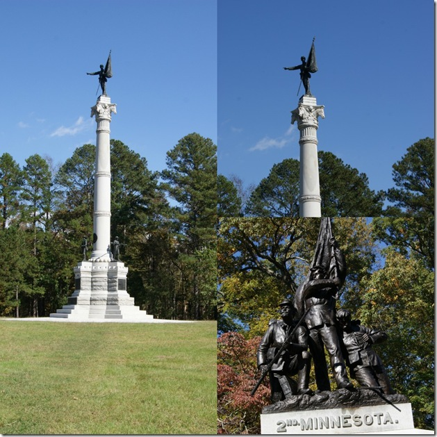 Monuments  Collage