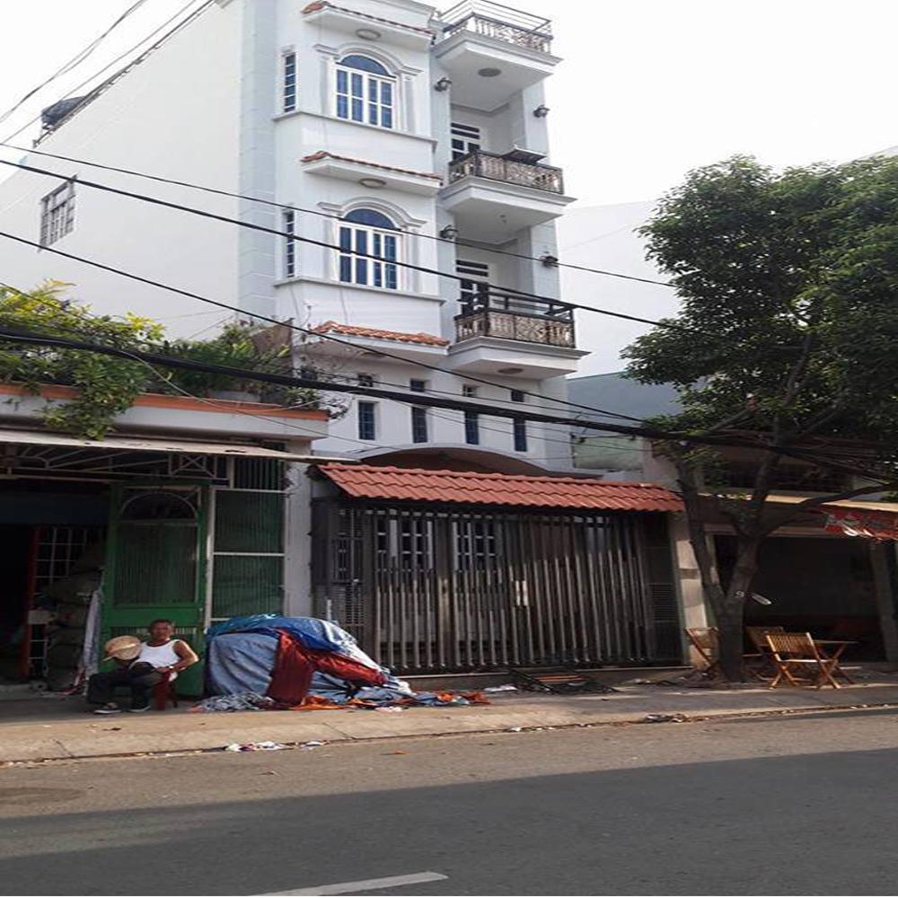 Nhà mặt tiền đường Quách Đình Bảo Quận Tân Phú