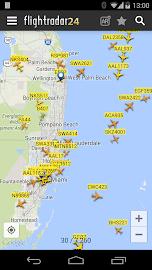 Flightradar24 Pro Screenshot 1