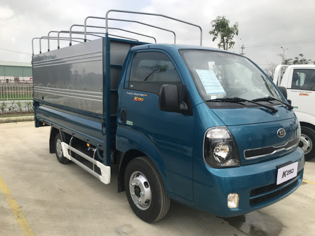 Xe tải Thaco Kia 250 thùng bạt