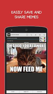 Meme Generator Free - screenshot thumbnail