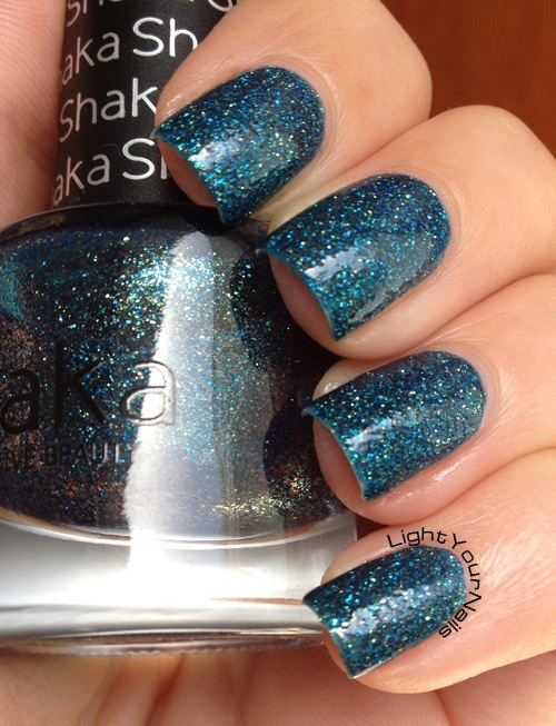 "Shaka ""Stone Like"" Sky + top coat"