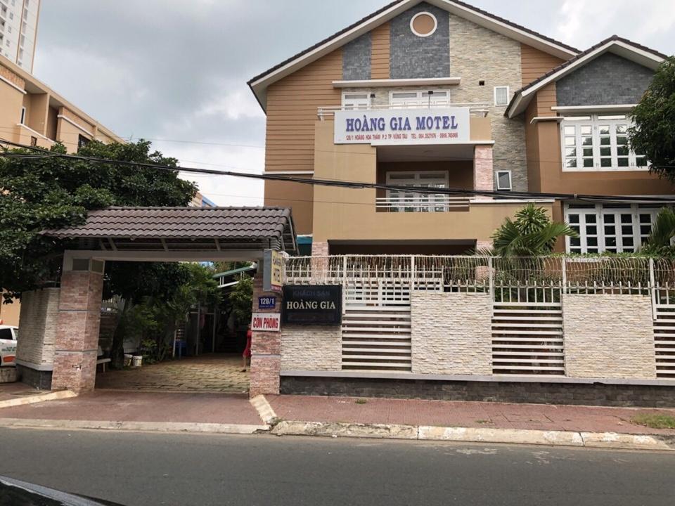 Khách sạn Mặt Tiền đường Hoàng Hoa Thám Vũng Tàu 04