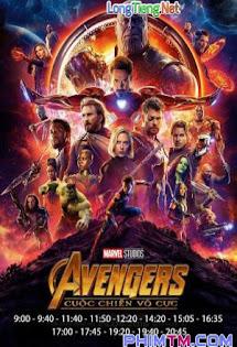 Biệt Đội Siêu Anh Hùng 3 : Cuộc Chiến Vô Cực - Avengers 3: Infinity War
