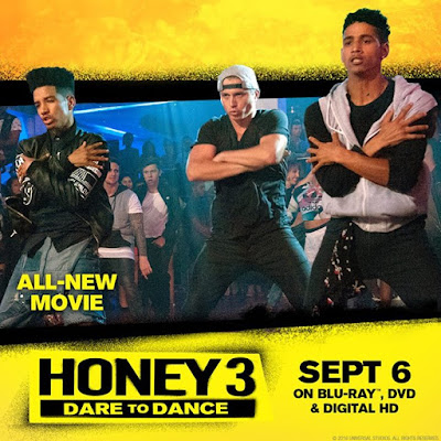 Get ready for more heartpumping music drama and dance with Honey 3 Out Sept 6