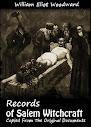 Registros de Salem Witchcraft copiados de documentos originais Vol. 2