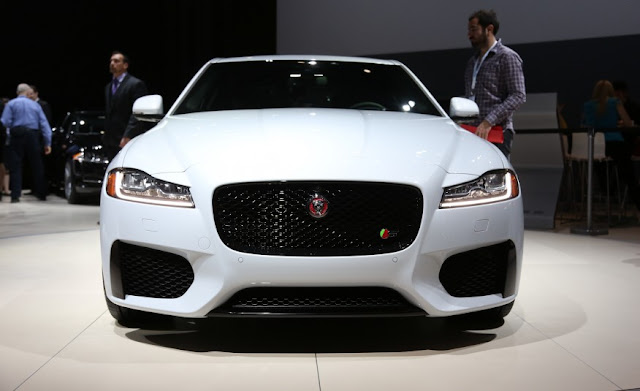 Xe Jaguar XF New Model 02