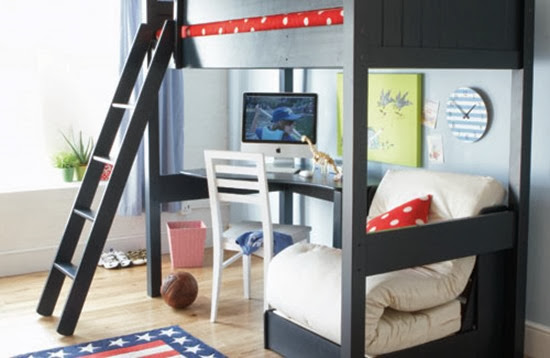 boys-bedroom-with-a-bunk-bed
