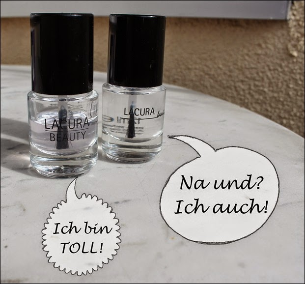 Ersatz BTGN Top Sealer Lacura Beauty Topcoat Super Gloss Quick Schnelltrockner 06