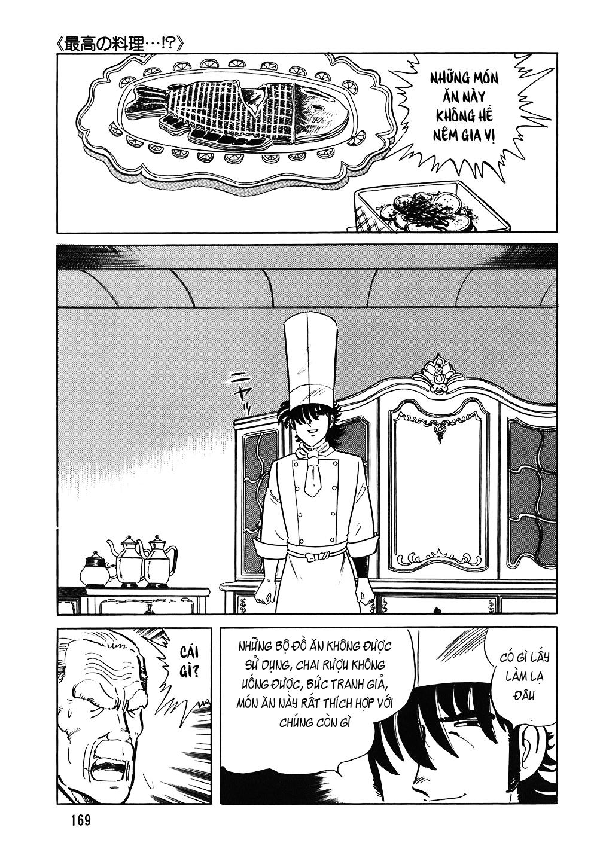 Đầu Bếp Trứ Danh Chap 071