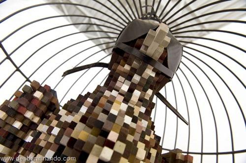 pixel arte 3D desbaratinando  (15)