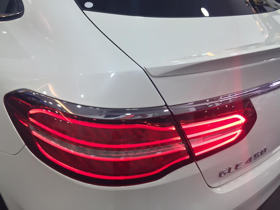 Xe Mercedes Benz GLE 450 2017 Coupe 013