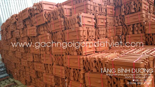 Ngói 22 Gốm Đất Việt