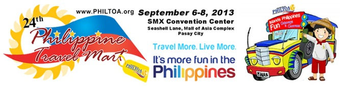 Philippine Travel Mart 2013