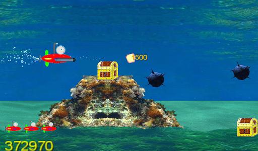 潜水艦ゲーム