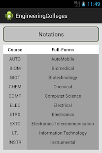 Engineering Colleges- screenshot thumbnail