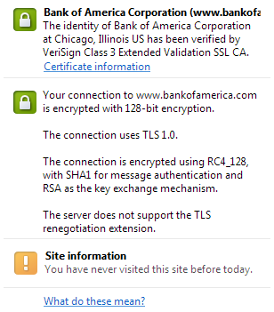 Bank SSL/TLS implementation Ratings  How Secure Are They