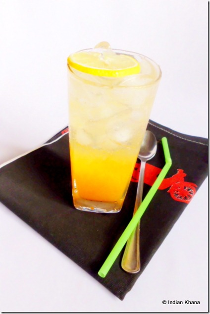 Mango Cooler Delight Summer Drink Recipe