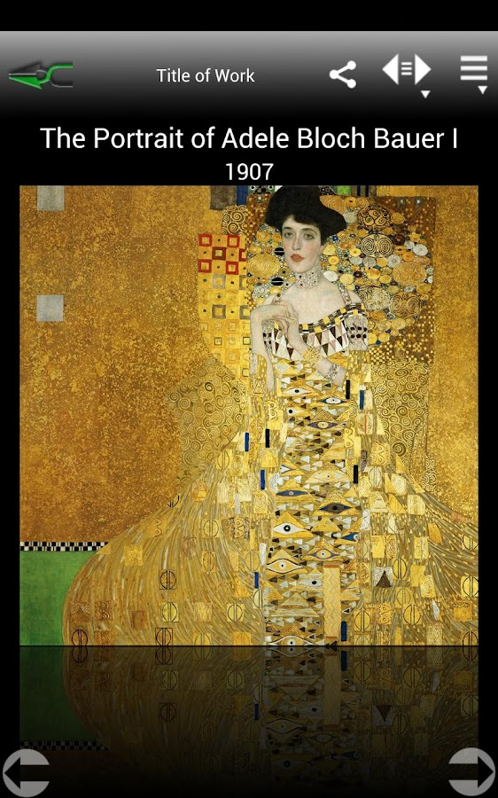 My-Guide to Gustav Klimt- screenshot