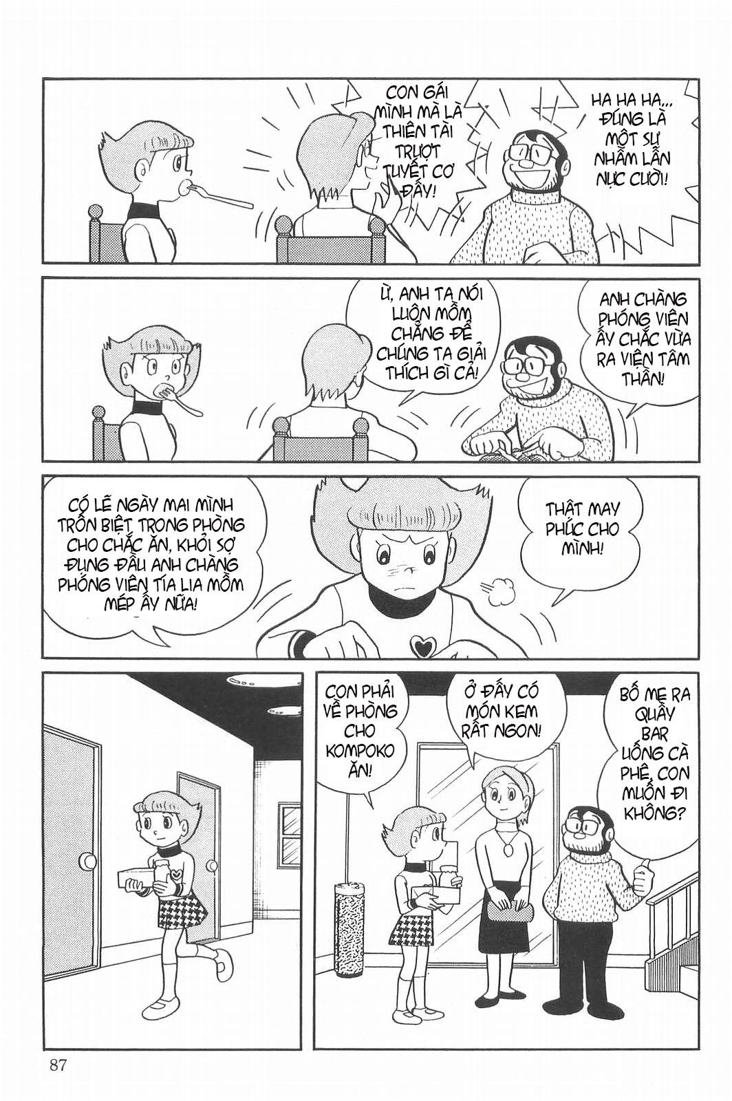 Esper Mami- Siêu nhân Mami Chap 019