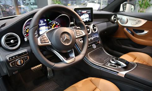 xe Mercedes Benz C300 Coupe 012