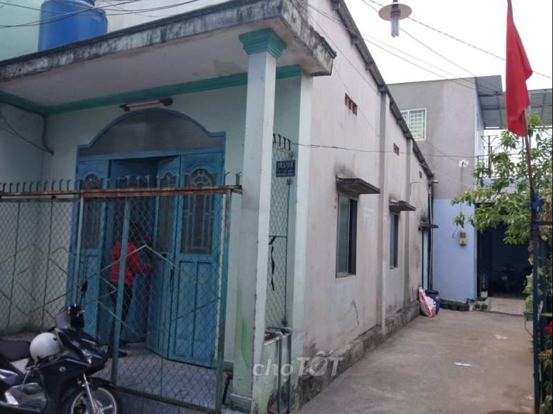 Nhà bán 2 mặt tiền hẻm đường Lê Thị Hoa, phường Bình chiểu, Q Thủ Đức.