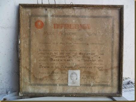 Diploma mode 1949