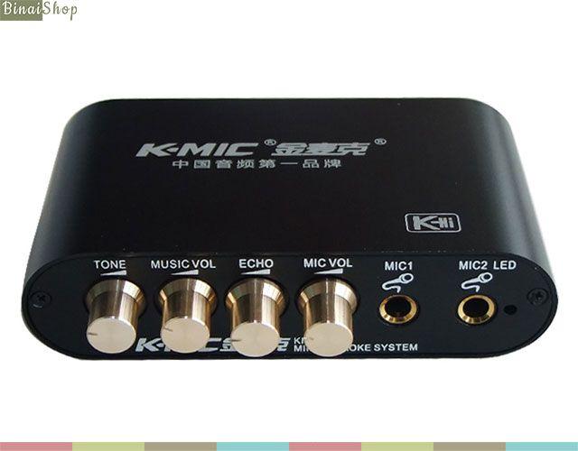 K-Mic KM600