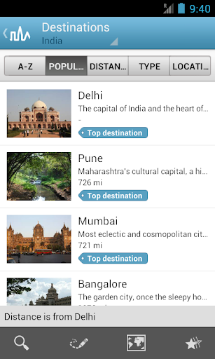 India Travel Guide by Triposo