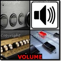 VOLUME- 4 Pics 1 Word Answers 3 Letters
