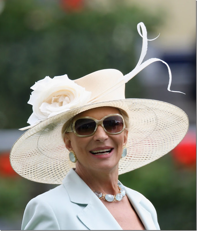 Princess Michael Kent Royal Ascot 2009 Day FKrmcCoGtPOx
