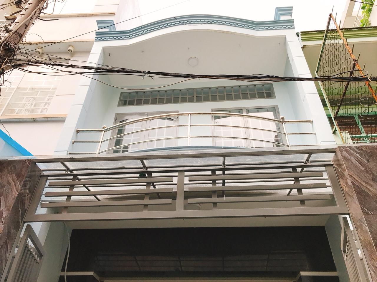 Bán nhà hẻm đường Nguyễn Như Lãm Quận Tân Phú 1