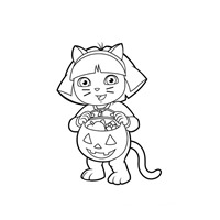 halloween-coloring-pages-dora