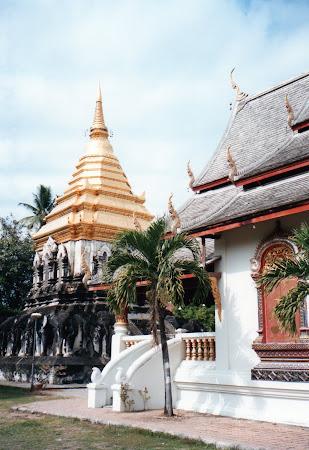 templu Chiang Mai