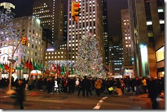 Rockeller Center christmas
