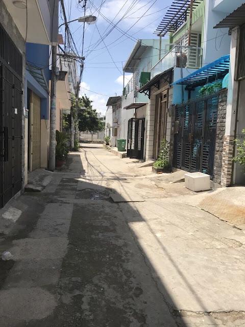 Bán nhà hẻm 2 sẹc Gò Dầu quận Tân Phú 01
