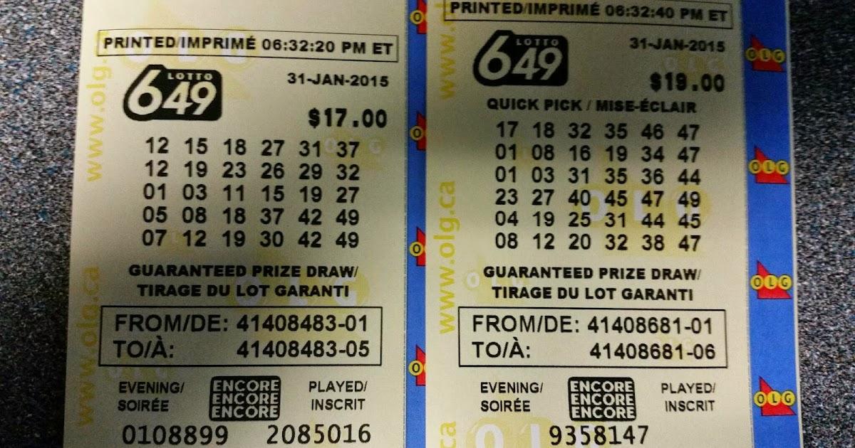 Building 649 winning numbers for last night | Winning