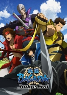 Xem Anime Chiến Quốc Basara 3 -Sengoku Basara SS3 - Anime Sengoku Basara: Judge End VietSub