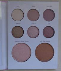 Stila The Natural Collectible Palette_Inside