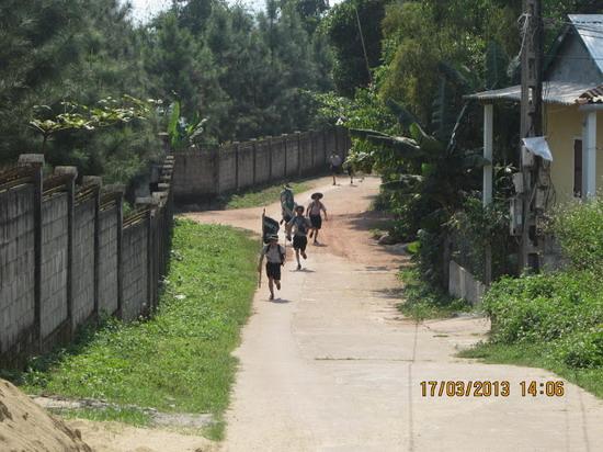 TraiDungThuaThioem2013 17 BHD GĐPT Thừa Thiên tổ chức Trại Dũng năm 2013