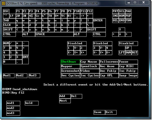 DOSBox and Pascal  006