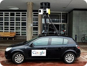 street view di google multa