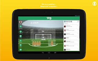 Screenshot of Globo
