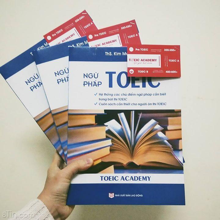 Hôm nay là một ngày thật đặc biệt đối với TOEIC Academy