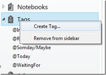 create-tag-evernote-getting-things-done