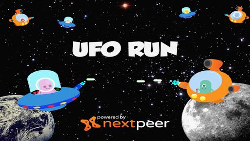UFO RUN - Multiplayer Race