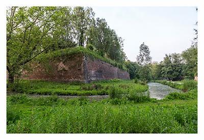 Geocaching in Flandern - Lille - Im Park rund um die Zitadelle